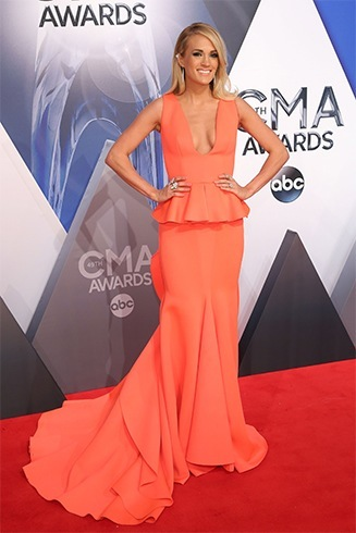 Carrie Underwood in Gauri and Nainika