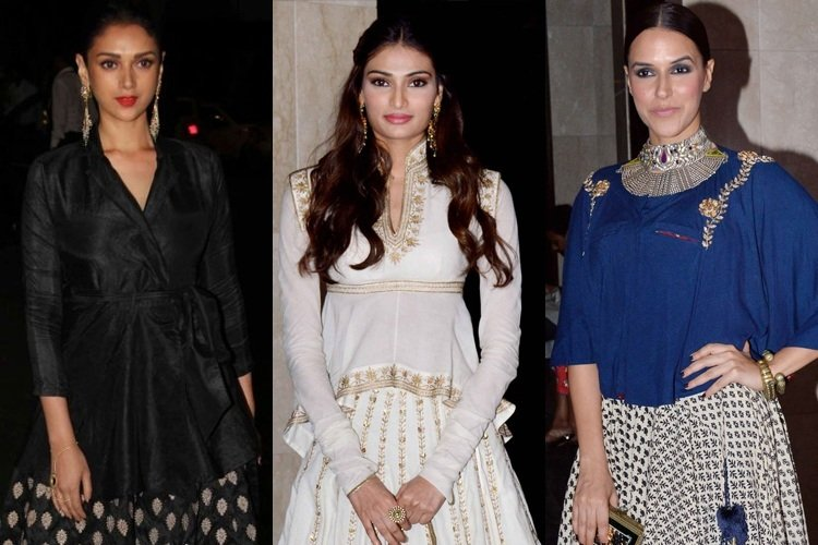 Celebs at Masaba Gupta Wedding Reception