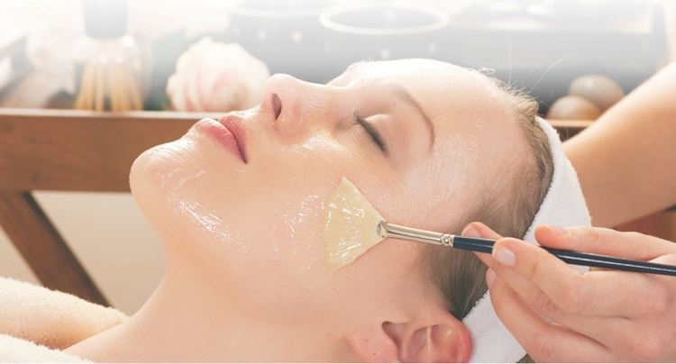 chemical peels used for