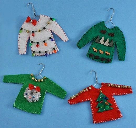 Embroidered gifts for christmas holiday season