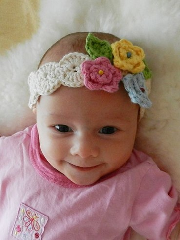 Picking Up Trendy Headbands For Babies Can Be Fun