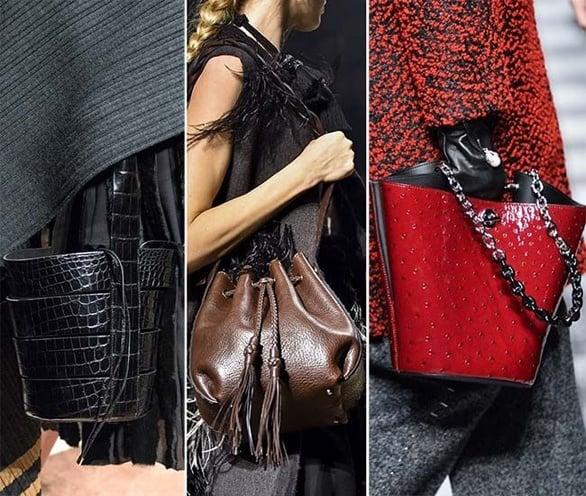 cross shoulder leather bag types