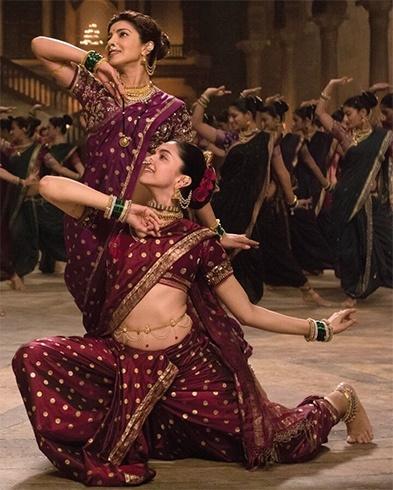 Priyanka Chopra and Deepika Padukone in Pinga song
