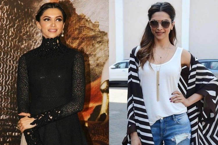 Deepika Padukone Sense of Fashion