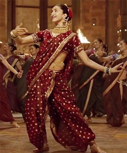 Deepika Padukone in Pinga song