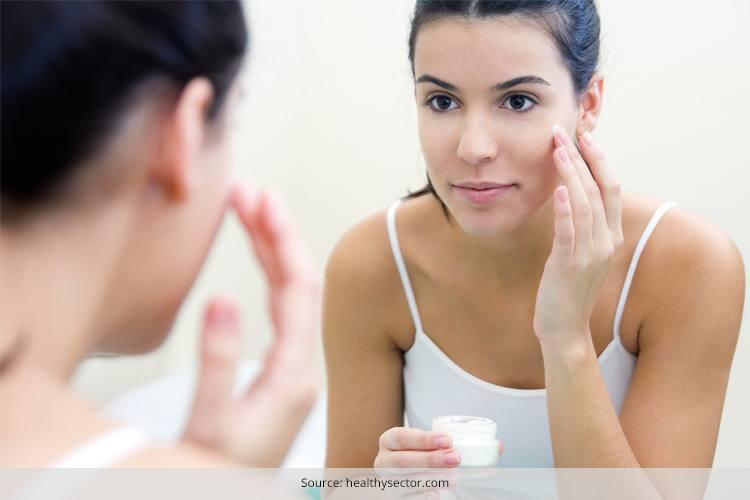 diet for dry skin