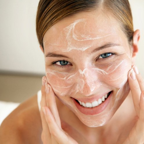 dry skin acne treatment