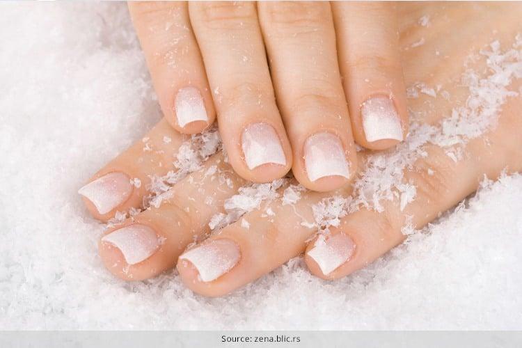 Dry Skin Around Nails