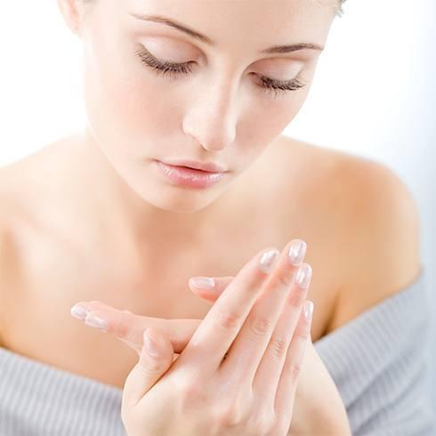 Dry Skin Hands