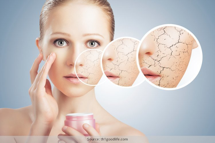 Dry Skin Patches
