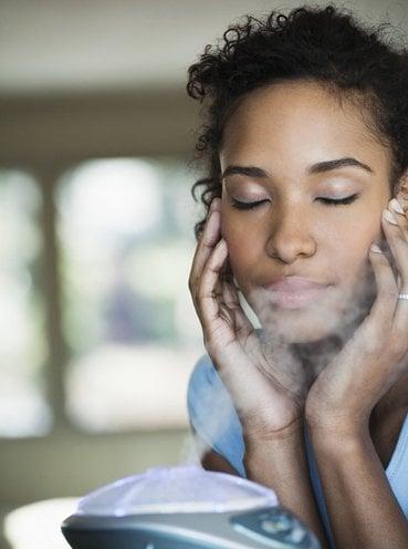 dry skin pregnancy symptom