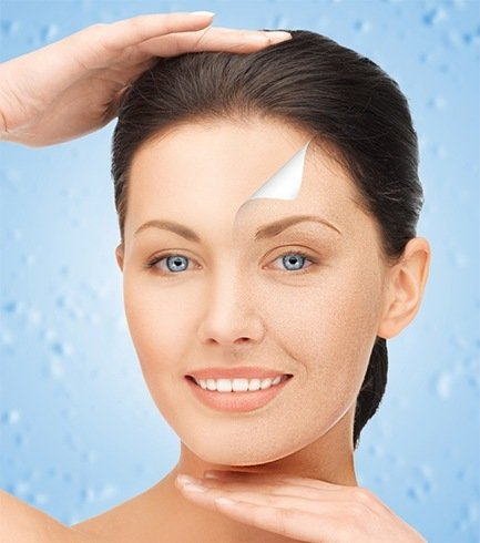 Dry Skin Therapy Relief