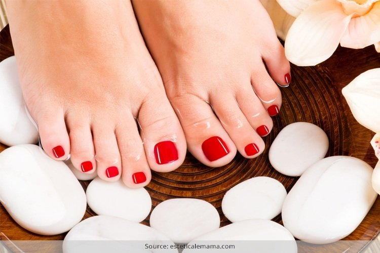 Easy Pedicure Ideas