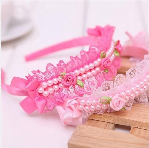 flower headband styles