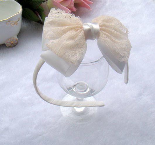 girls flower headbands