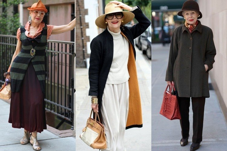Grandmother Fashion Looks And Styles For All Seasons