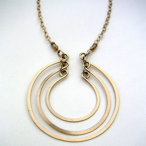 Hammered chain