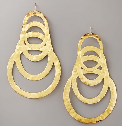 Hammered Jewelry Ideas