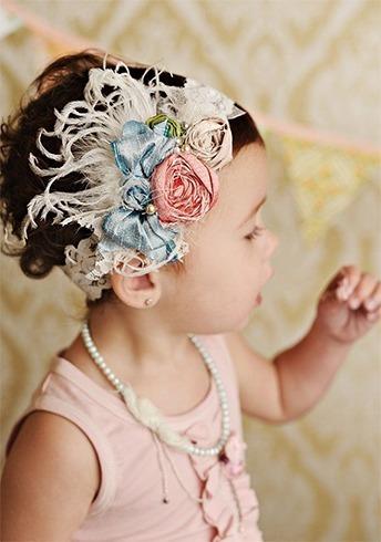 Headband for girls