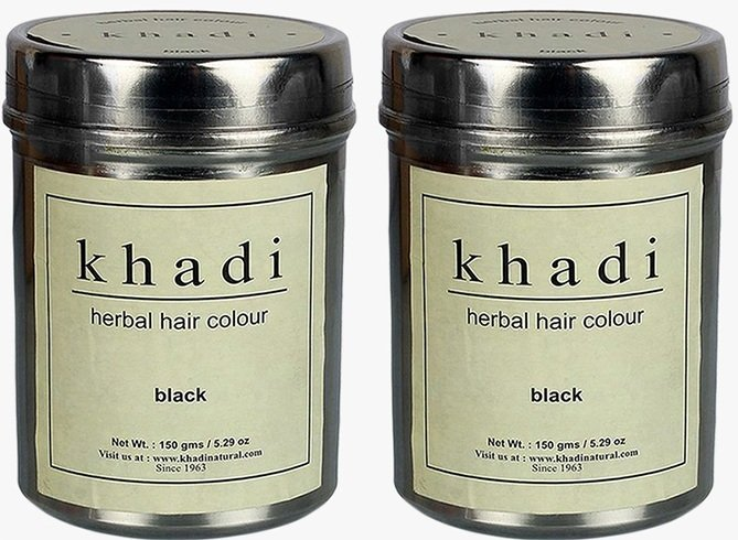 Khadi's Herbal Hair Color Black