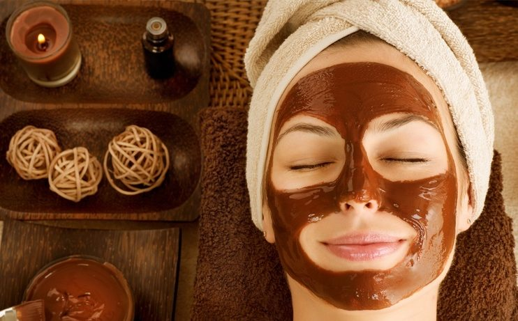 Homemade Chocolate Face Mask