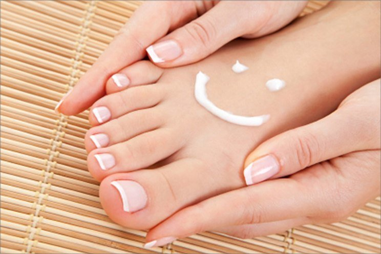 ideas for french pedicure