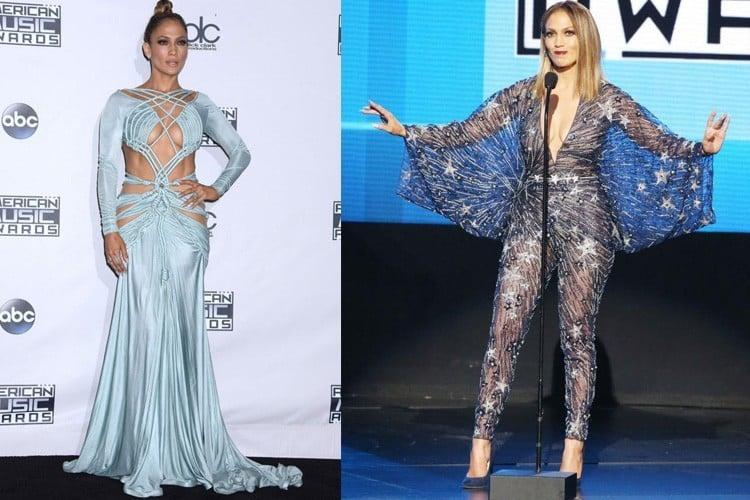 Jennifer Lopez at American Music Awards