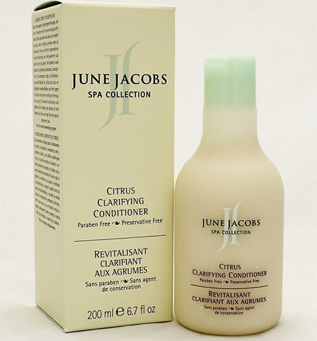June Jacobs Citrus Clarifying Shampoo