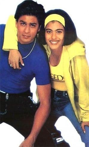 Looks Of Bollywood Diva Kajol Dresses That Showed Us ... Kajol Mukherjee Kuch Kuch Hota Hai