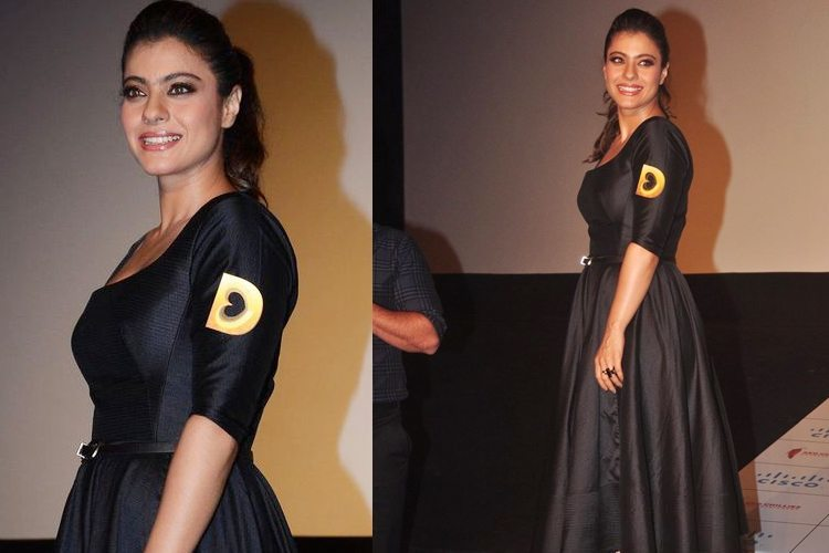 Kajol in Swapnil Shinde Dress