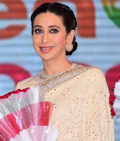 Karisma Kapoor hairstyle