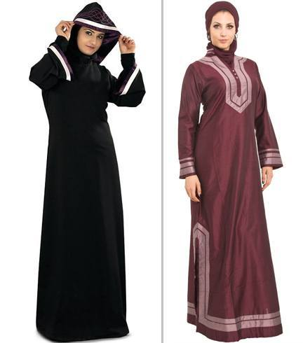 Latest Burqa Designs