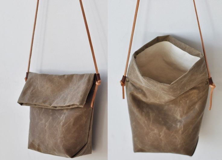 Diy Leather Bag Tutorial Time To Get Creative