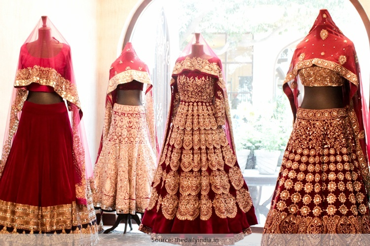 Bridal Fashion Designers In Delhi