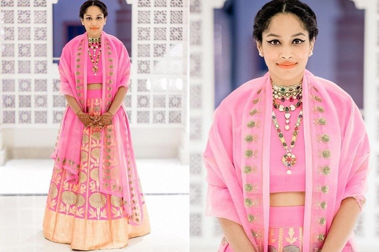 Masaba Gupta's Wedding