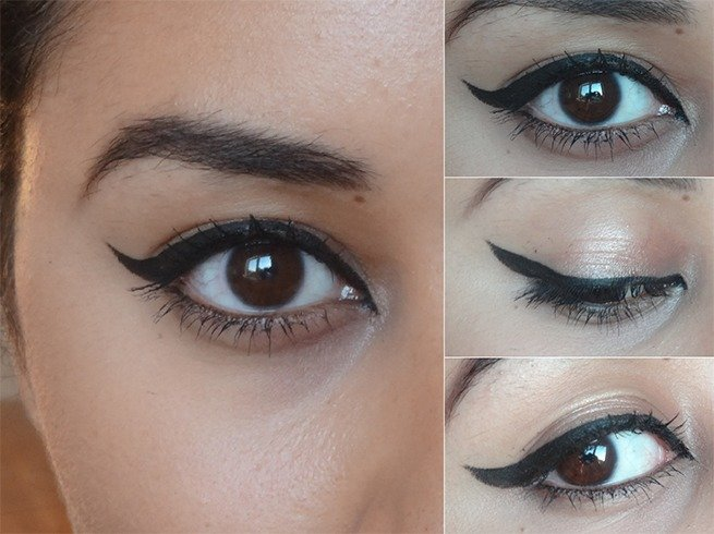 Maybelline gel eye liner