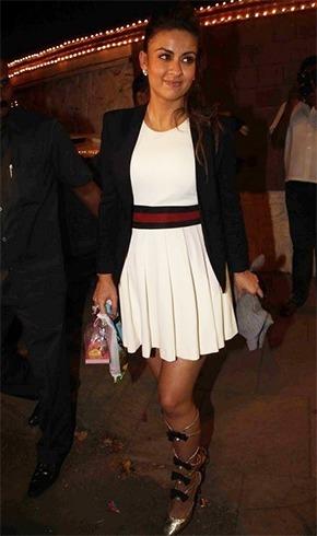 Natasha Poonawala at Aaradhya Bachchan birthday bash