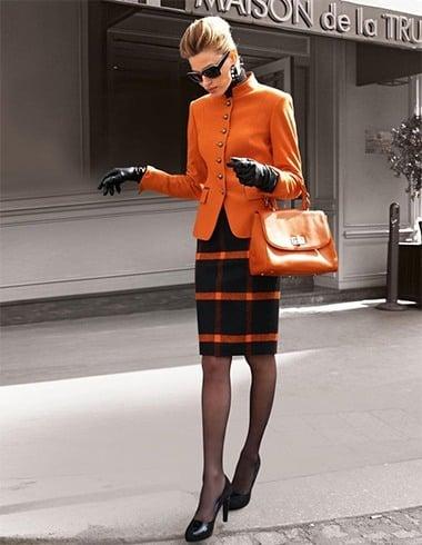 Plaid fashion trends