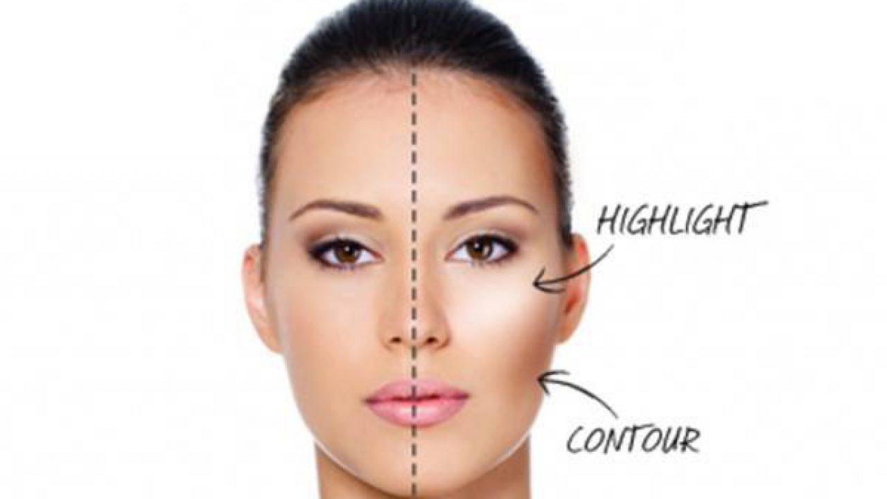 Tips On How To Make Round Face Look Thinner - Makeup Can Actually
