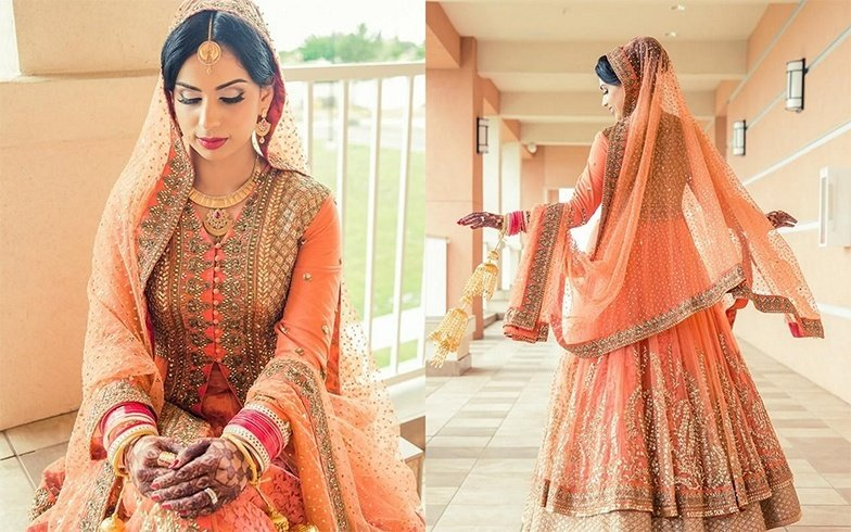 Sabyasachi Bridal Lehenga An Indian Girl S Dream