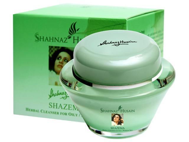 Shahnaz Hussain cosmetics