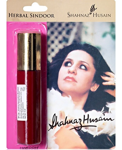 Shahnaz Hussain herbal sindoor