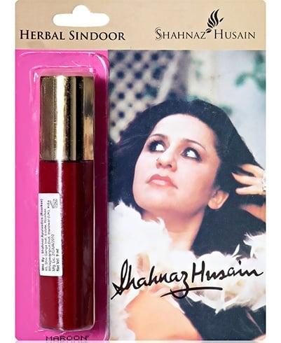 Shahnaz Hussain herbal sindoor