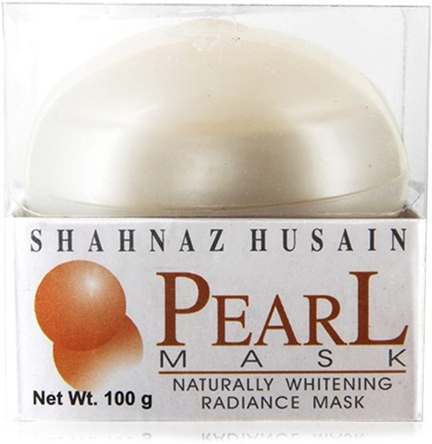 Shahnaz Hussain pearl face mask