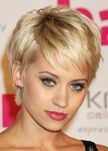 short hairstyles over 30