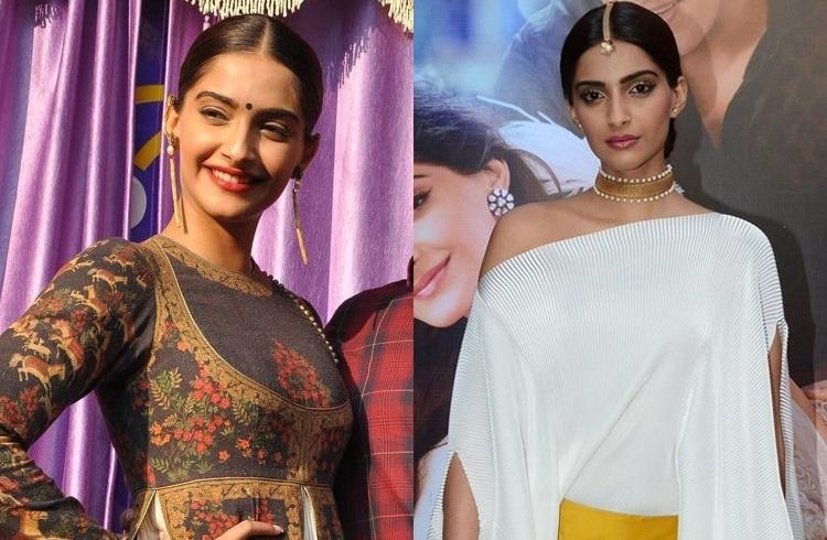 Sonam Kapoor hairstyle alert