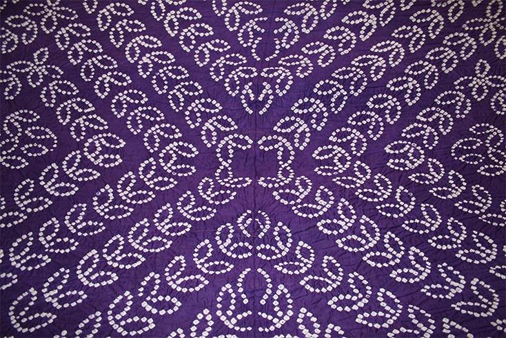 Teardrop bandhani sarees