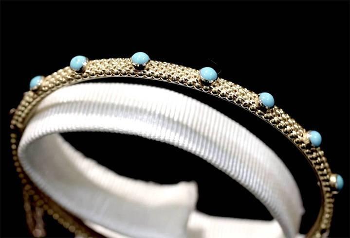 Turquoise jewelry designer