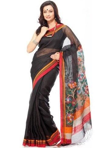 Types of bengali sarees