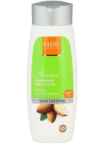 VLCC Almond Nourishing Body Lotion